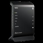 NEC(Aterm)製ルーターでポート開放をするには??